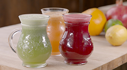 Manufacture of Smoothies - US