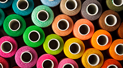 Polymer/Pigment Dispersion in Textile Manufacture- US