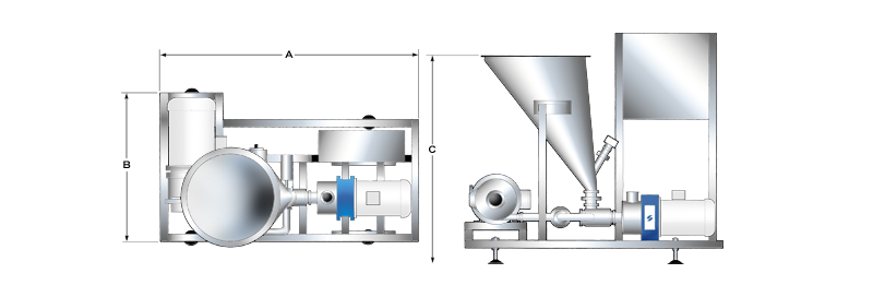 Flashblend Powder/Liquid Mixing Systems